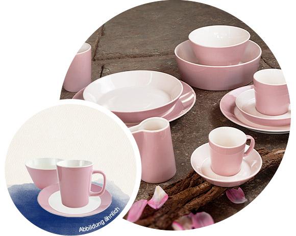 Hochwertige Geschirr-Sets