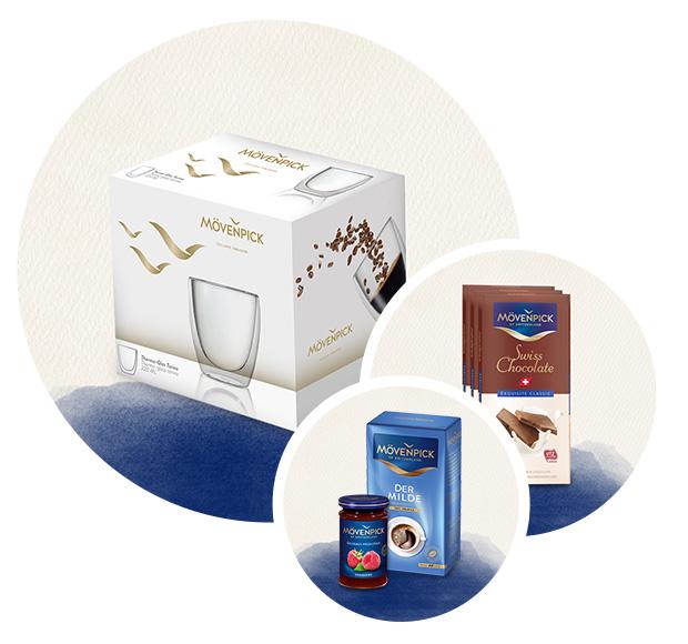 Mövenpick Produkte